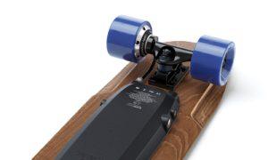 batterie d'un skate